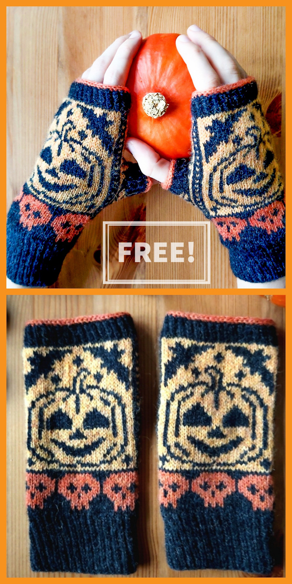 Halloween Knitting Patterns - In the Loop Knitting