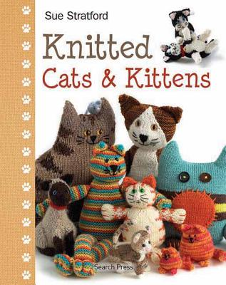 Knitted Cats and Kittens Book