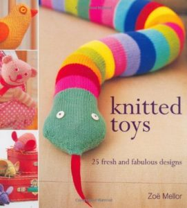 Knitted Toys Cover