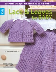 Ebook Lace and Leaves for Baby