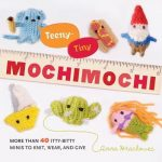 Teeny tiny Mochmochi knitting patterns