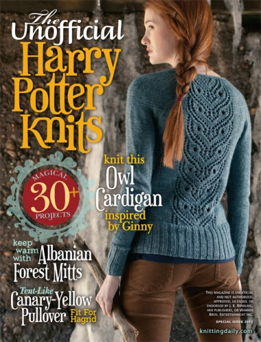 Harry Potter Knitting Patterns In The Loop Knitting