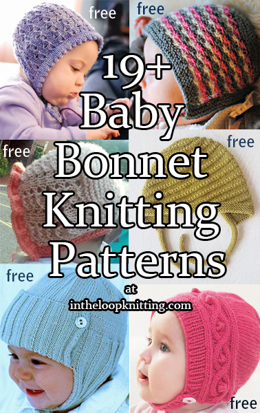 0252fdb7b Quick Baby Shower Gift Knitting Patterns - In the Loop Knitting