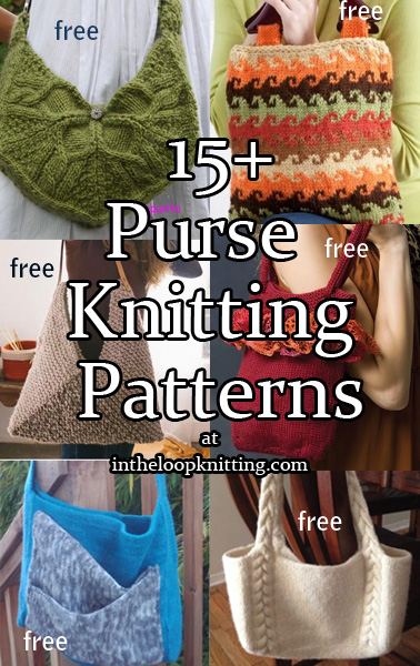 Purse Knitting Patterns