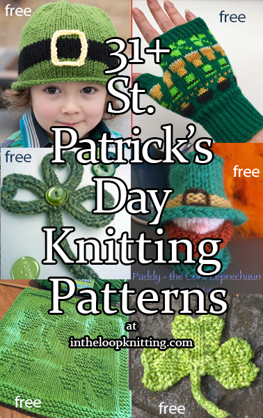 Lucky Leprechaun Tea Cosy Knitting Pattern to knit your own Irish Tea Cosy
