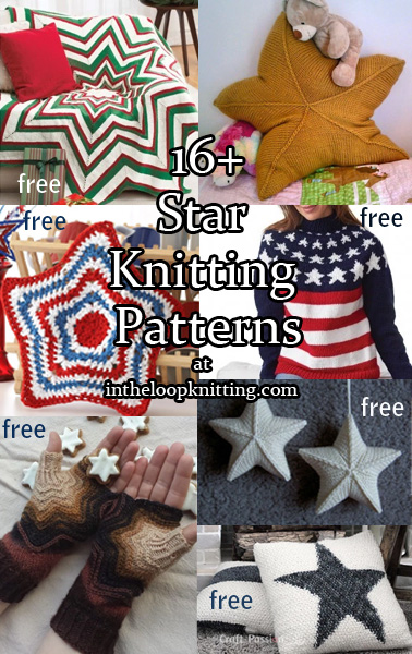 Star Knitting Patterns