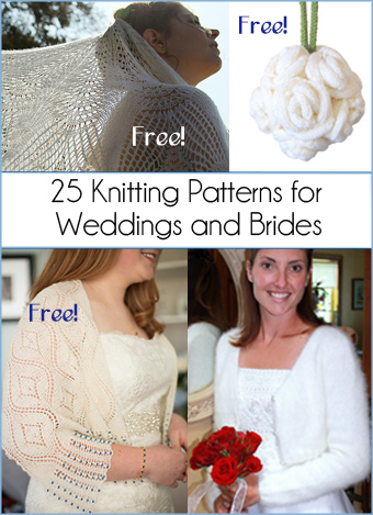 Wedding and Bridal  Knitting Patterns
