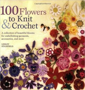 100 Flowers to knit and crochet | | Flower Knitting Patterns, many free patterns at http://intheloopknitting.com/free-flower-knitting-patterns/