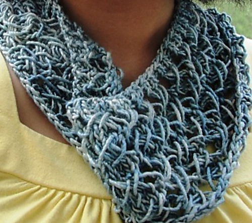 Free knitting pattern for 3 Hour Cowl and more quick cowl knitting patterns