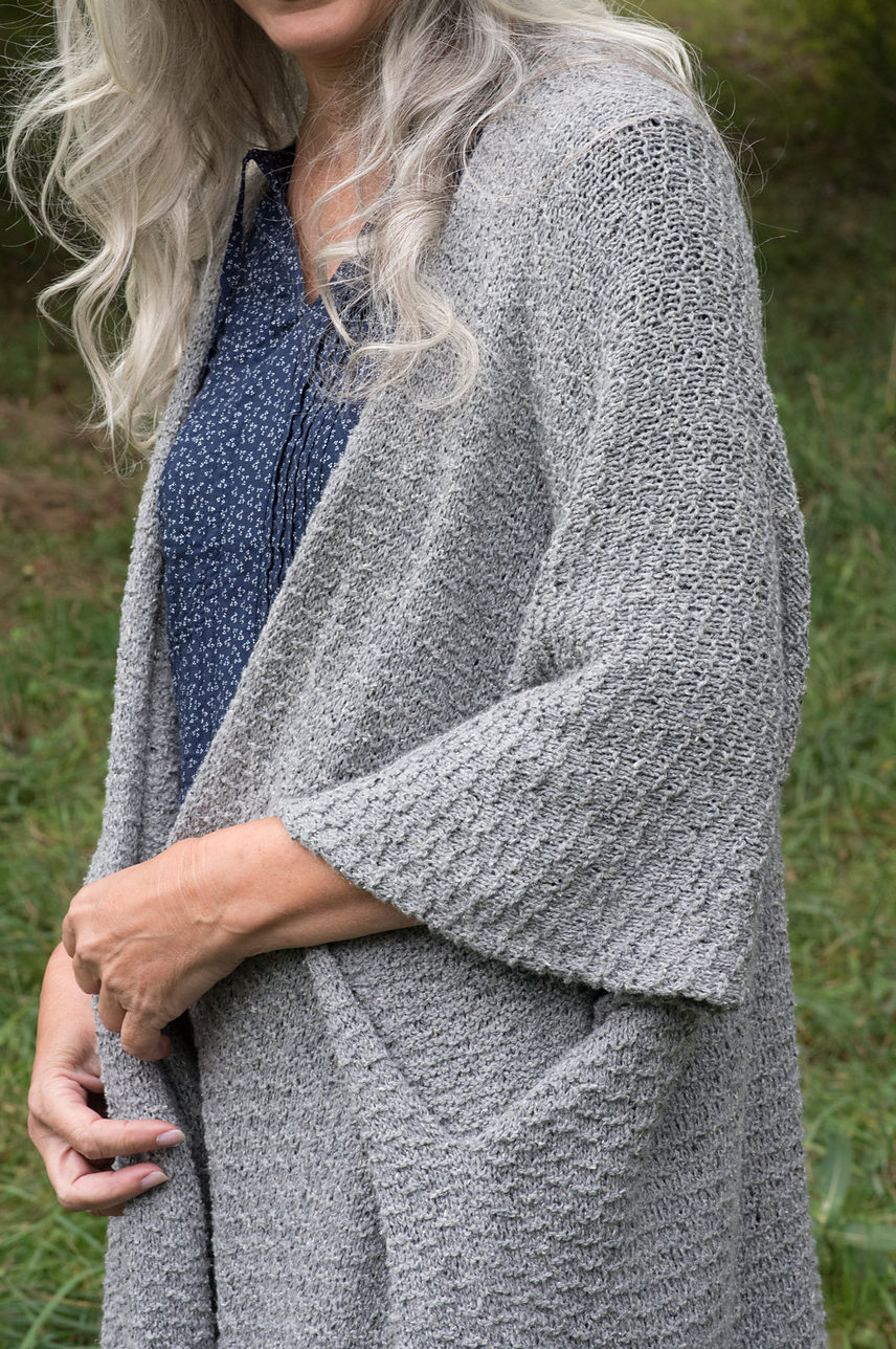 Knitting Pattern for Sirocco Cardigan