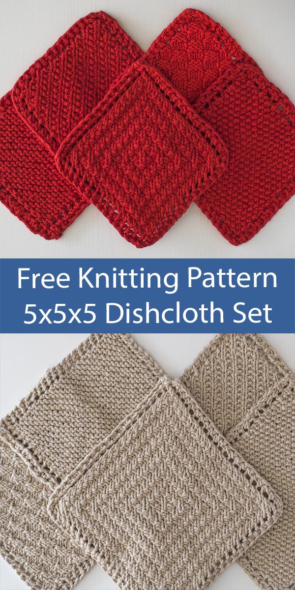 PDF Pattern Iron Man Dishcloth