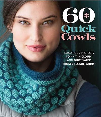 Knitting patterns for 60 Quick Cowls