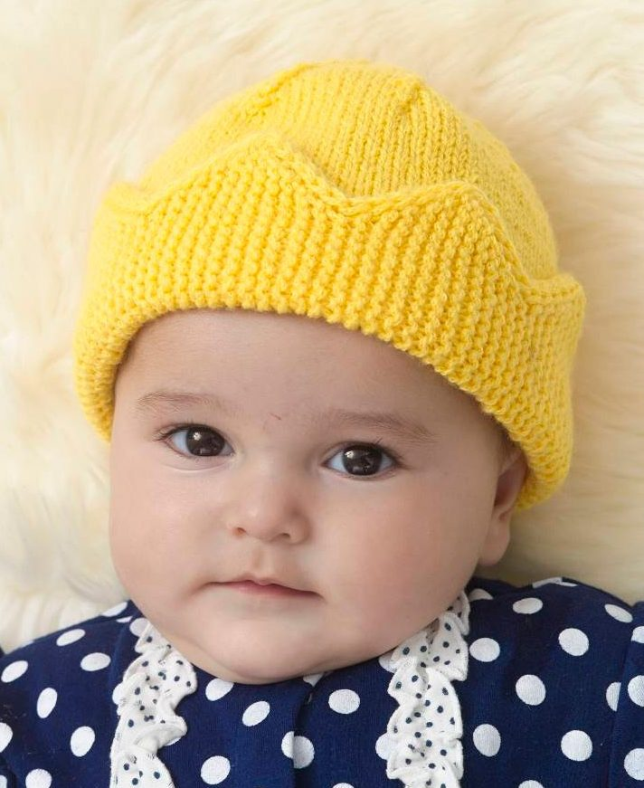 a14f67bb75a Baby Hat Knitting Patterns - In the Loop Knitting