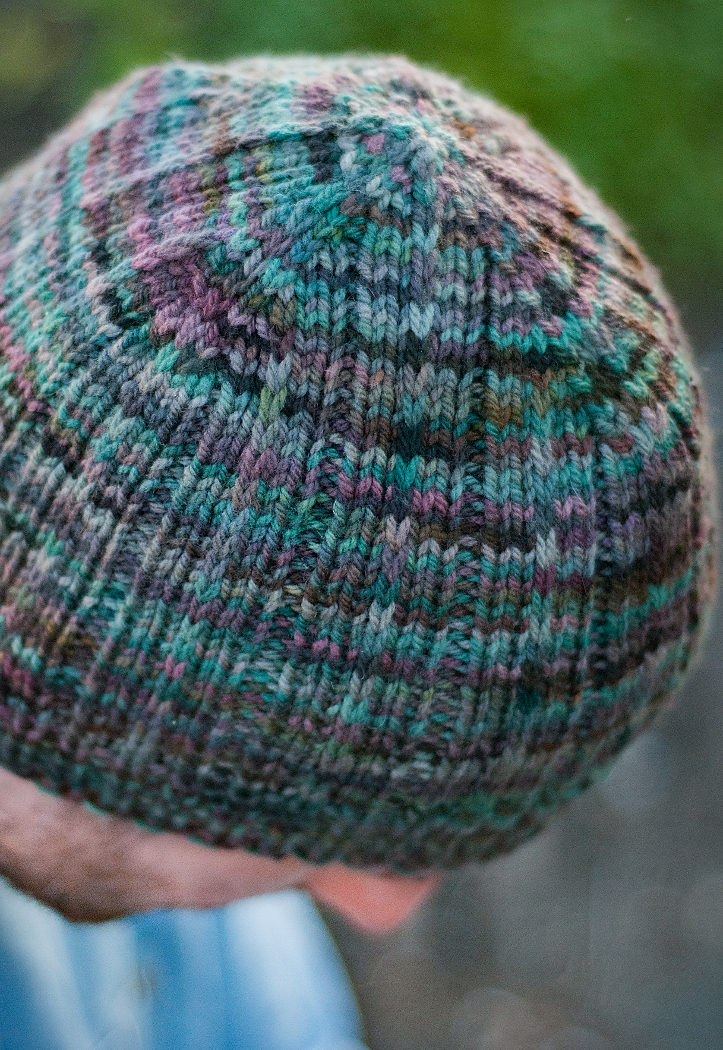 Knitting Pattern for Backroads Hat