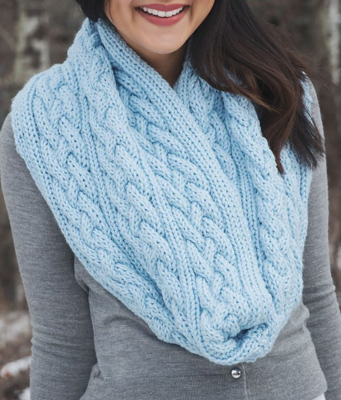 Free Knitting Pattern for c