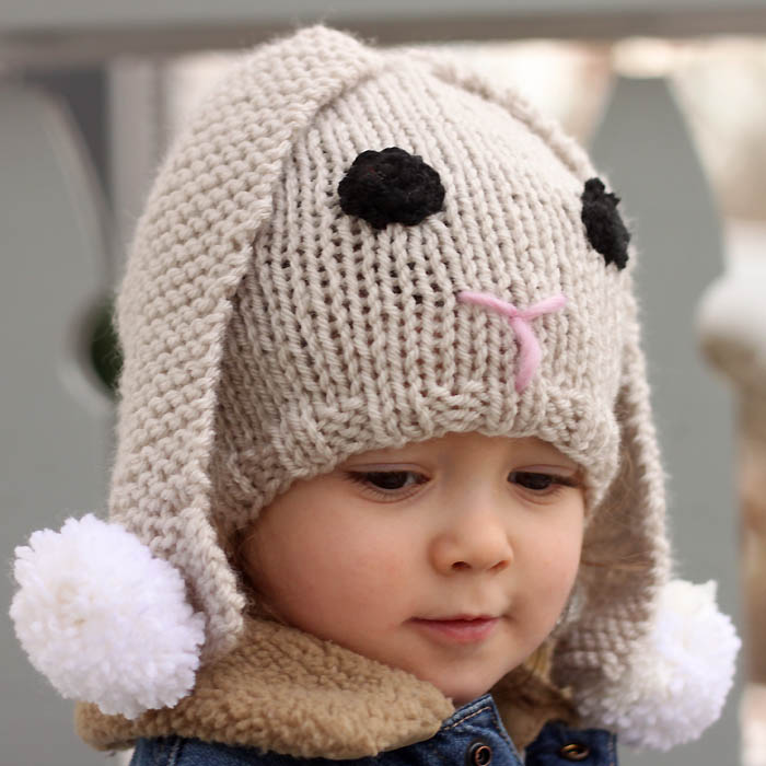 eff0fb134 Animal Hat Knitting Patterns - In the Loop Knitting