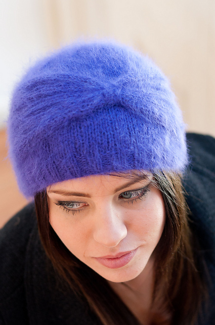 dfa4f1d0d35 Cloche Hat Knitting Patterns- In the Loop Knitting