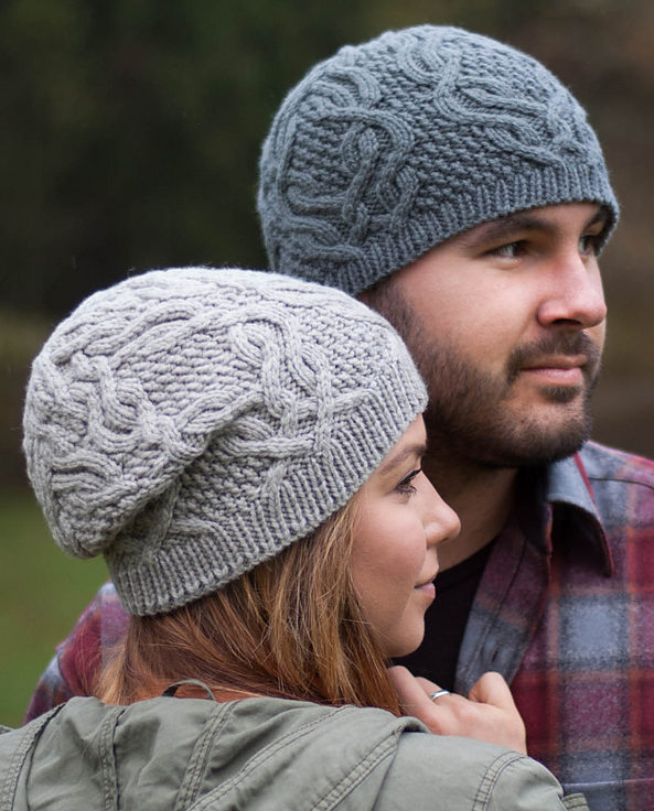 Cable Hat Knitting Patterns - In the Loop Knitting e5c5fc0b3ff