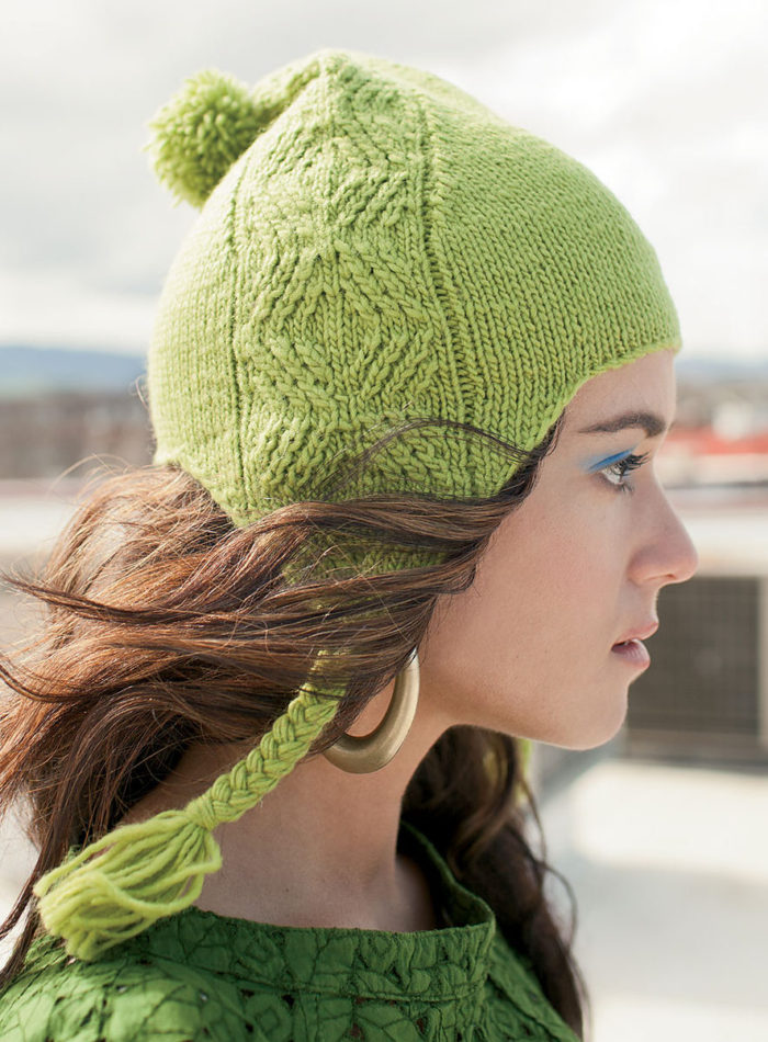 Knitting Pattern for Forester Hat