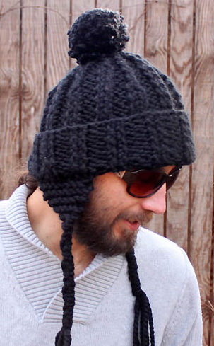 Men s Hat Knitting Patterns - In the Loop Knitting c0b2f59091d