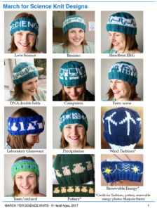 March for Science Hat ebook
