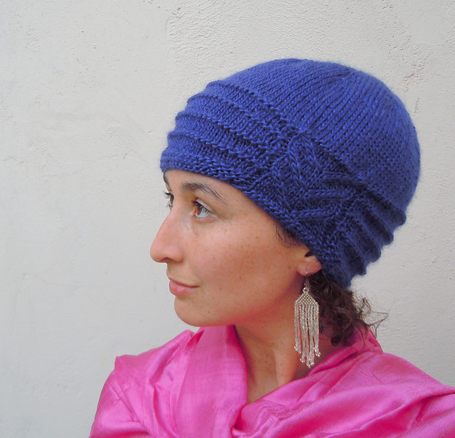 Cloche Hat Knitting Patterns- In the Loop Knitting