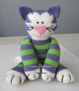 Share Kitty Free Knitting pattern and more free cat and kitten knitting patterns