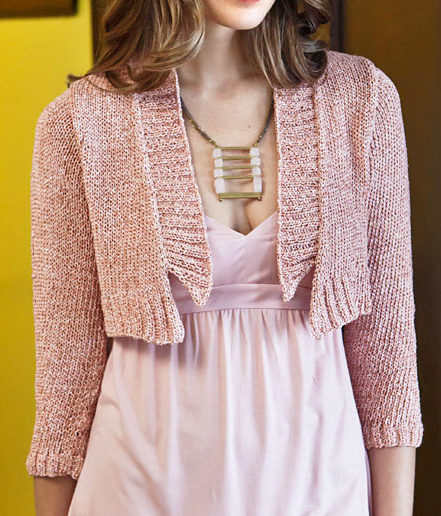 Free Knitting Pattern for Aurea Boldero