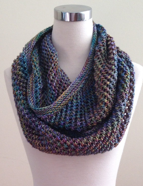 Free Knitting Pattern for Autopilot Cowl