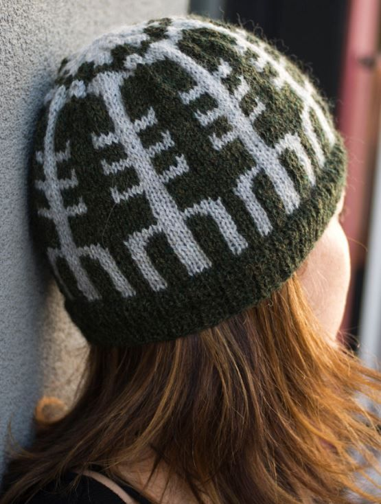Knitting Pattern for Awe Spell Hat