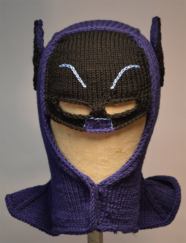 Knitting Patterns for Baby Bat Cowl