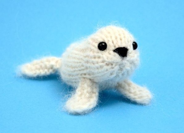 23 Free Crochet Patterns: Sea Creatures – Picot Pals | 432x596