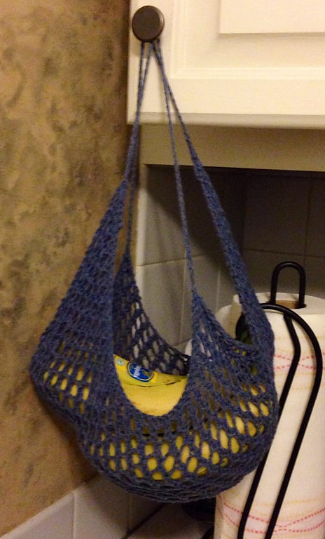 Free Knitting Pattern for Banana Hammock