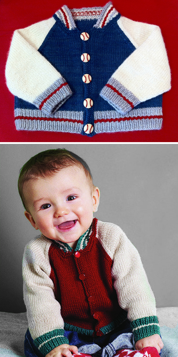 Baby Cardigan Sweater Knitting Patterns - In the Loop Knitting eff6f78269d9