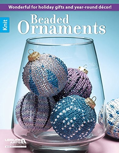 Knitting Patterns for Beaded Ornaments
