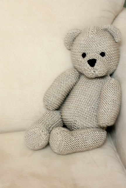 Teddy Bear Knitting Patterns In The Loop Knitting Inspiration Teddy Bear Patterns