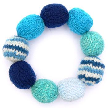 Free knitting pattern for Bracelet Beads and more free bracelet knitting patterns