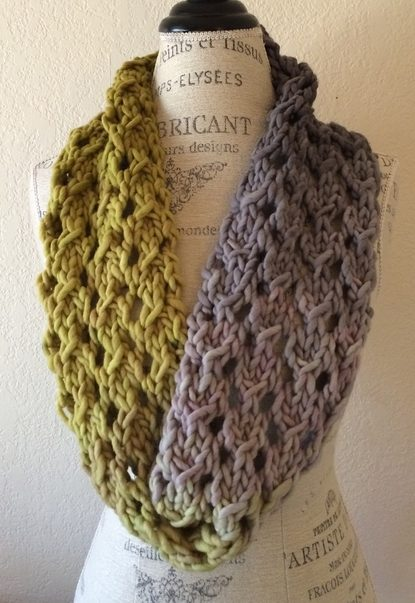 Quick Cowl Knitting Patterns - In the Loop Knitting
