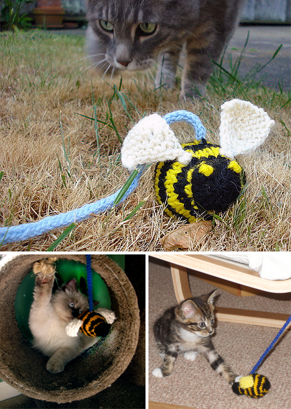 Crochet Pattern DIY Cat Toy Play Tunnel Scrapbooked Digital Instant  Download - Patterns Tried And True - Craftfoxes | 844x600