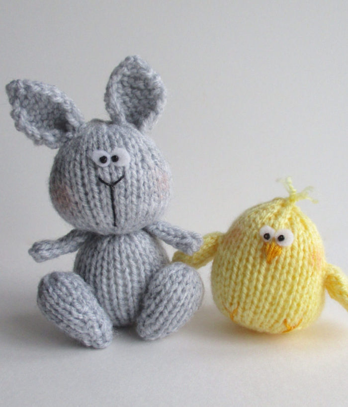 Easter Knitting Patterns - In the Loop Knitting