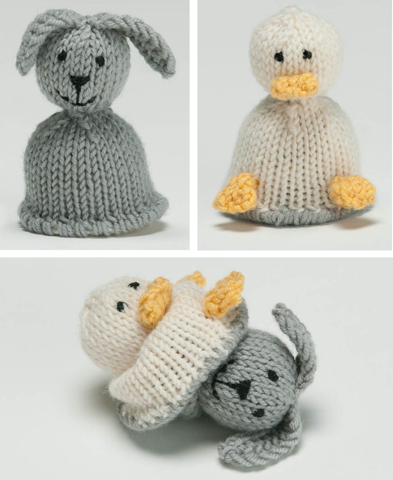 Flip Toy Knitting Patterns - In the Loop Knitting