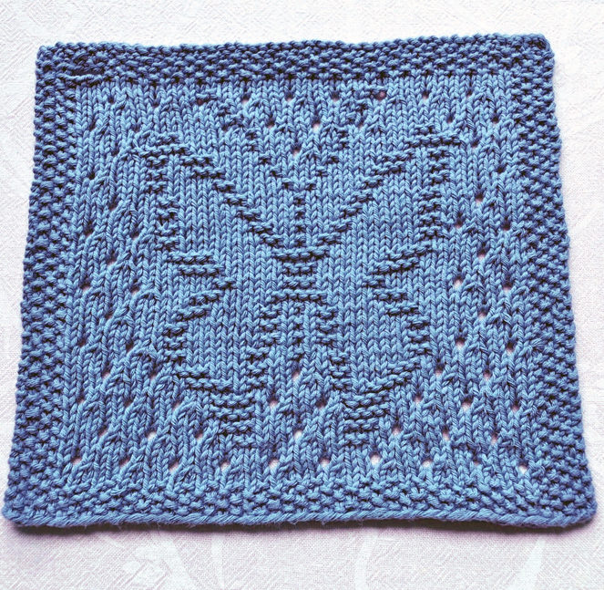 Animal Dishcloth and Washcloth Knitting Patterns- In the Loop Knitting