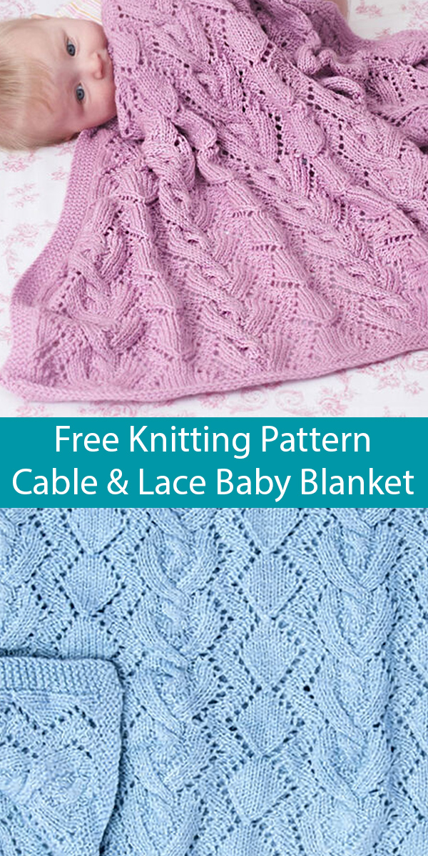 Awww Some Baby Blanket Knitting Patterns In The Loop Knitting