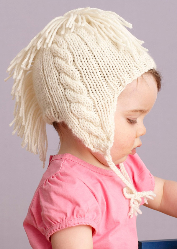 318ee607443 Earflap Hat Knitting Patterns - In the Loop Knitting