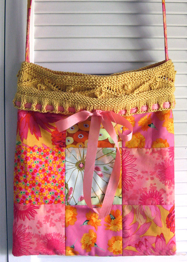 Free Pattern for Cape May Tote