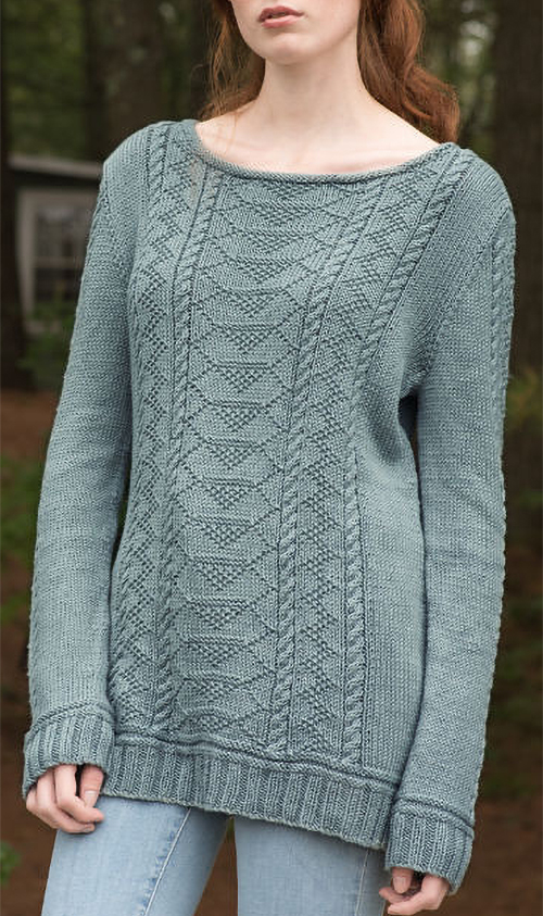 Poncho Cardigan Sweater