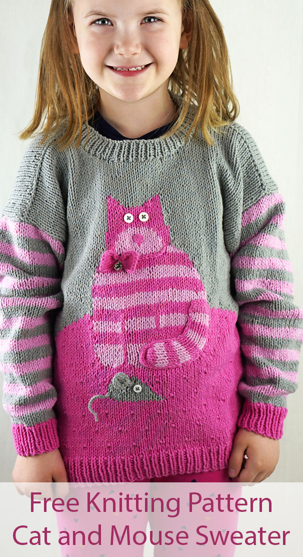 Animal Baby Sweater Knitting Patterns- In the Loop Knitting