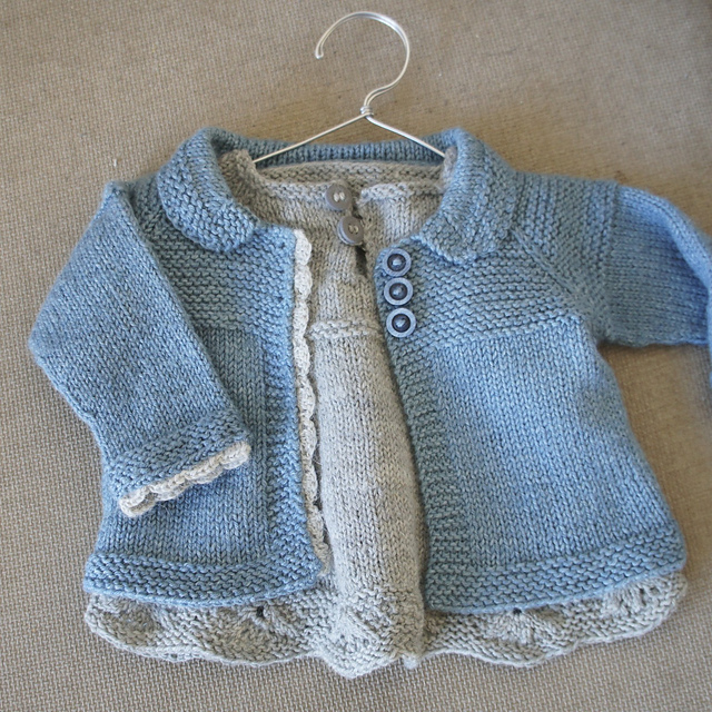 3f2c98891 Baby Cardigan Sweater Knitting Patterns - In the Loop Knitting