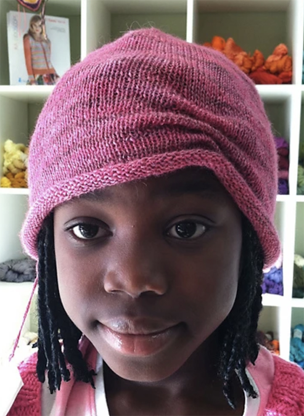 Free Knitting Pattern for Cheryl's Hat