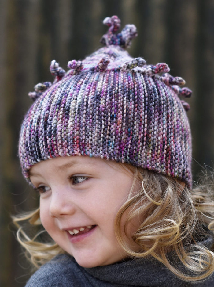 Knitting Pattern for Chesser Hat